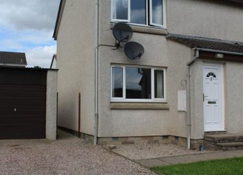 Thumbnail 2 bed flat to rent in Fortiesfield Crescent, Ellon