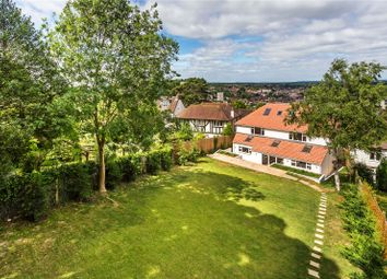 Thumbnail 6 bed detached house for sale in Harvey Road, Guildford, Surrey
