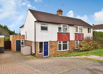 Thumbnail 4 bed semi-detached house to rent in Tempest Avenue, Potters Bar