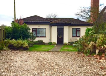 Thumbnail 2 bed detached bungalow for sale in Station Road., Market Bosworth, Nuneaton