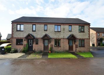 Thumbnail 2 bed terraced house for sale in Essex Close, Powick, Worcester