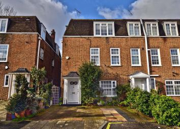 Thumbnail 5 bed terraced house for sale in The Marlowes, St Johns Wood, London