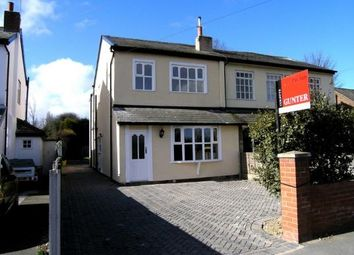 Thumbnail 3 bed semi-detached house for sale in Ryeground Lane, Formby, Liverpool