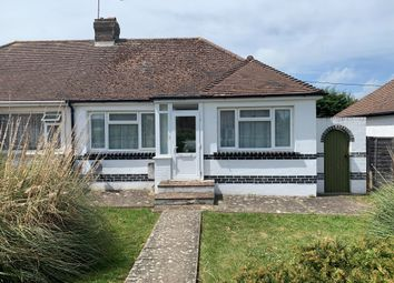 Thumbnail 2 bed semi-detached bungalow for sale in Central Avenue, Polegate