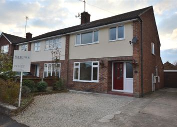 Thumbnail 3 bed semi-detached house to rent in New Zealand Lane, Duffield, Belper