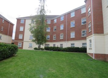 Thumbnail 1 bed flat to rent in Birkby Close, Hamilton, Leicester