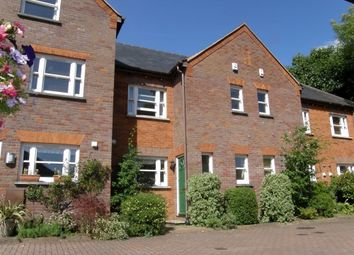 Thumbnail 3 bedroom town house to rent in Cymbeline Court, Mount Pleasant, St Albans, Hertfordshire
