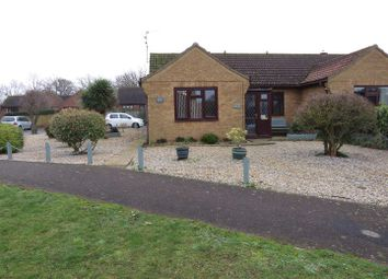 Thumbnail 2 bed semi-detached bungalow for sale in Gidney Drive, Heacham, King's Lynn