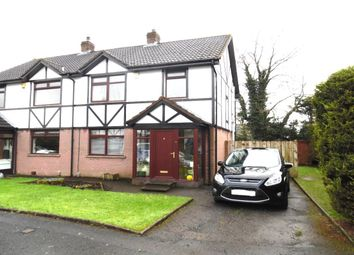 Thumbnail 3 bed semi-detached house to rent in Hampton Court, Newtownabbey