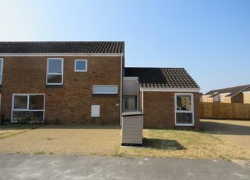 Thumbnail 4 bed end terrace house to rent in Walnut Close, RAF Lakenheath, Brandon