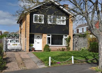 Thumbnail 3 bed detached house for sale in Salmon Pool Lane, Exeter, Devon