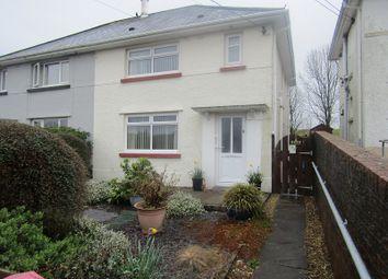 Thumbnail 3 bed semi-detached house for sale in Brynawel Terrace, Ystradowen, Swansea, City And County Of Swansea.