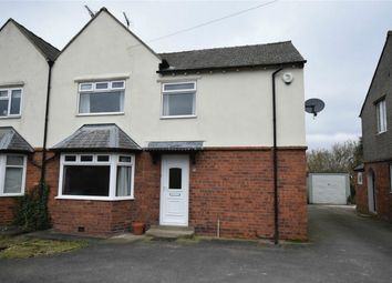Thumbnail 4 bedroom semi-detached house for sale in Norman Road, Somercotes, Alfreton, Derbyshire