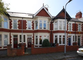 Thumbnail 3 bedroom terraced house for sale in Amesbury Road, Penylan, Cardiff
