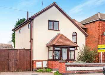 Thumbnail 2 bed detached house for sale in Central Avenue, Syston, Leicester