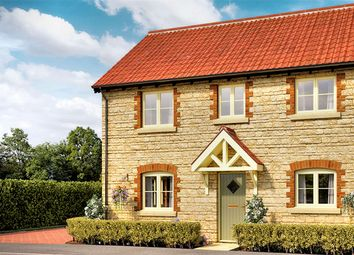 Thumbnail 3 bed semi-detached house for sale in Cotswold Homes, Florence Gardens, Chipping Sodbury, South Glos
