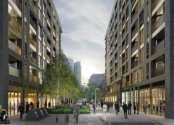Oxbow, 1 New Village Avenue, London E14. 1 bed flat