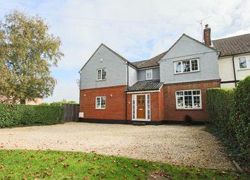 Thumbnail 5 bedroom semi-detached house for sale in Landscape View, Saffron Walden