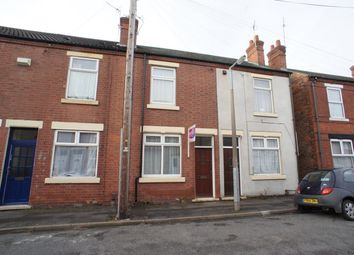 Thumbnail 2 bedroom terraced house to rent in Granville Avenue, Long Eaton, Nottingham