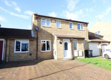 Thumbnail 2 bedroom semi-detached house for sale in Hardway, Gosport, Hampshire