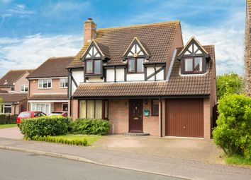 Thumbnail 4 bedroom detached house for sale in Heddon Way, St. Ives, Cambridgeshire