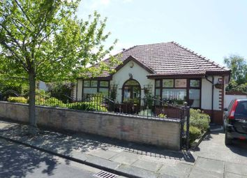 Thumbnail 3 bed detached bungalow for sale in Stanah Gardens, Thornton-Cleveleys