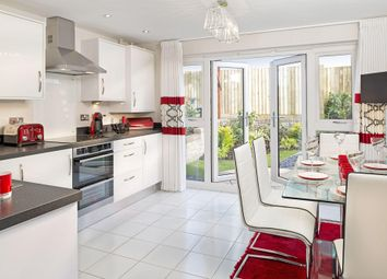 "Thumbnail 3 bed semi-detached house for sale in ""Brentwood"" at Flansham Lane, Felpham, Bognor Regis"