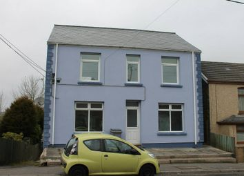Thumbnail 1 bed flat to rent in Park Street, Lower Brynamman, Ammanford