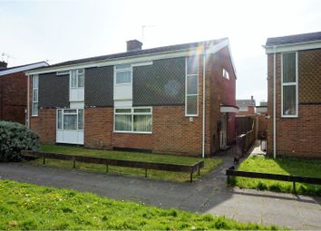 Thumbnail 3 bed semi-detached house for sale in Hazel Place, Cardiff