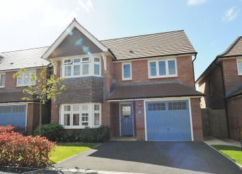Thumbnail 4 bed detached house for sale in Murrayfield Close, Plymouth