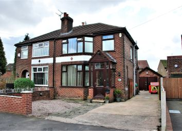 Thumbnail 3 bedroom semi-detached house for sale in Edale Avenue, Reddish