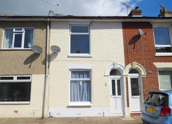 Thumbnail 3 bed terraced house for sale in Alver Road, Portsmouth