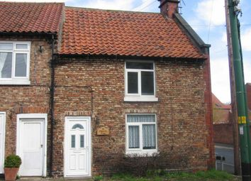 Thumbnail 3 bed end terrace house to rent in Church View, Brompton, Northallerton