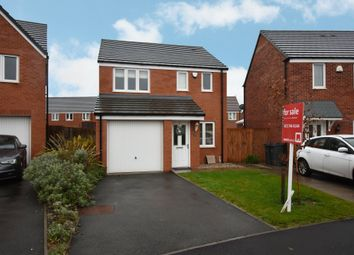 Thumbnail 3 bed detached house for sale in Culey Green Way, Birmingham