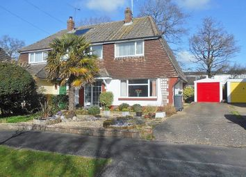 Thumbnail 3 bed semi-detached house for sale in Waterloo Close, Cowplain, Waterlooville