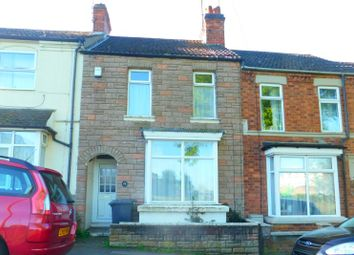 Thumbnail 2 bed terraced house for sale in Mill Road, Kettering, Northamptonshire