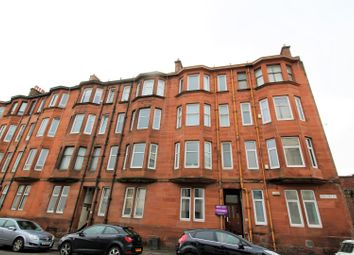 Thumbnail 1 bed flat for sale in 156 Newlands Road, Glasgow
