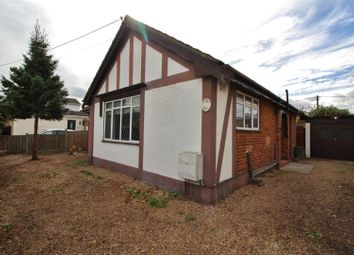 Thumbnail 2 bed detached bungalow for sale in Bardenville Road, Canvey Island