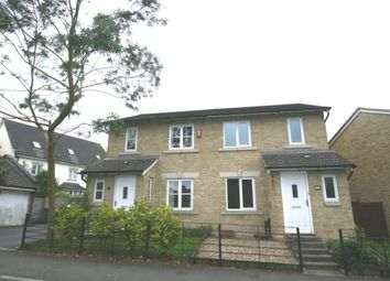 Thumbnail 3 bed terraced house to rent in Frobisher Approach, Plymouth