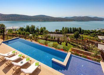 Thumbnail 5 bed villa for sale in Elounda, Greece