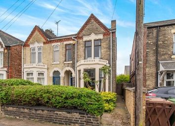 Thumbnail 3 bed semi-detached house for sale in All Saints Road, Peterborough, Cambridgeshire