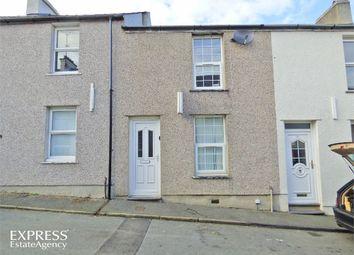 Thumbnail 2 bed terraced house for sale in Albert Street, Bangor, Gwynedd