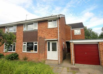 Thumbnail 4 bed semi-detached house for sale in Lambourne Avenue, Huntley, Gloucester