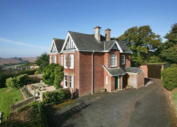 Thumbnail 5 bed detached house for sale in Alexandra Road, Crediton, Devon