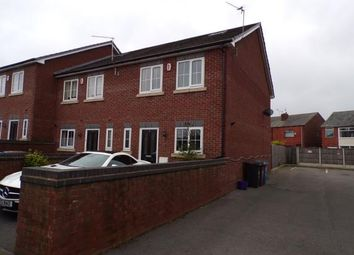 Thumbnail 3 bed end terrace house for sale in Trinity Place, Leigh, Greater Manchester