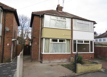 Thumbnail 3 bed semi-detached house for sale in The Crescent, Chaddesden, Derby