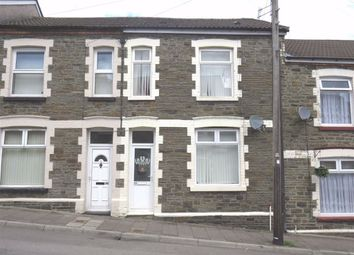 Thumbnail 2 bedroom terraced house for sale in Augustus Street, Ynysybwl, Pontypridd