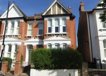 Thumbnail 3 bed end terrace house to rent in Huntly Road, London