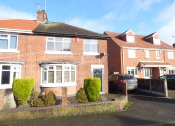Thumbnail 3 bed semi-detached house to rent in Church Avenue, Hatton, Derby