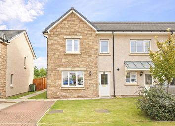 Thumbnail 3 bed end terrace house for sale in Dolphingstone Court, Prestonpans